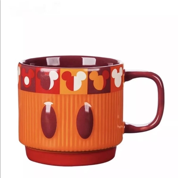 Disney Store 2018 Mickey Mouse Memories July Limited Edition Mug